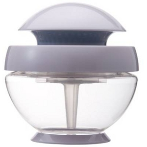 水で洗う空気清浄機arobo CLV 1000 Sサイズ パールホワイト - 拡大画像