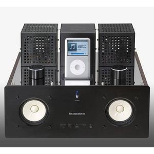 本格派!真空管iPod用スピーカー VTS-384 - 拡大画像