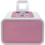 かわいいキューブ型の iPhone/iPod対応スピーカー SG-A11 ピンク