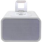 かわいいキューブ型の iPhone/iPod対応スピーカー SG-A11 ホワイト
