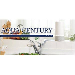 おいしい水 浄水器 AQUA CENTURY SMART(アクア センチュリースマート) - 拡大画像