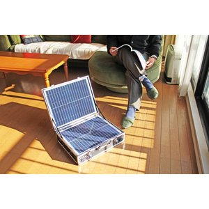 ソーラー発電システム SL-12H - 拡大画像