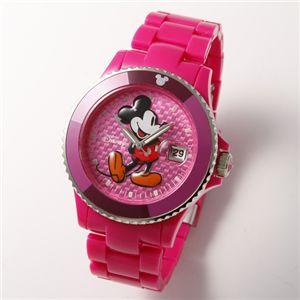 Disney(ディズニー) ミッキーマウスウォッチD91084-SVPK/ピンク