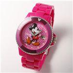 Disney(ディズニー) ミッキーマウスウォッチ(腕時計)D91084-SVPK ピンク 税込3,990円