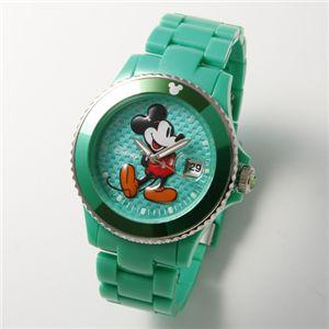 Disney(ディズニー) ミッキーマウスウォッチD91084-SVGR/グリーン