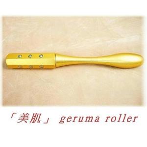 ゲルマニウム【美肌ローラー】 ゴールド