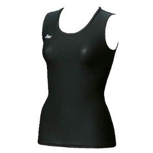 ASICS(アシックス) 女性用 肩バランス XG2003 Lサイズ ブラック