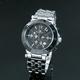 【Salvatore Marra】クロノグラフ腕時計 SM7019-BK - 縮小画像2