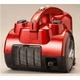 1400Wの竜巻サイクロン掃除機 サイクロニックマックス ワインレッド 写真2