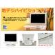 39,500円 【大特価】19V型地上波デジタルハイビジョン液晶テレビ nexxion(ネクシオン) WS-TV1917W ピアノホワイト