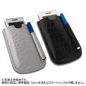 「TaEco」(タエコ)専用ポケットケース/ホワイト - 拡大画像