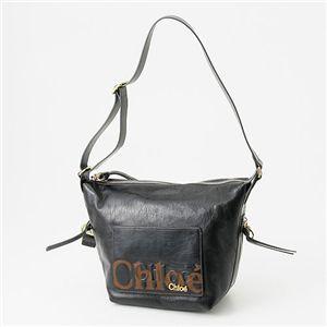Chloe(クロエ) ショルダーバッグ ECLIPSE 8AS524-8A849 001・Black - 拡大画像