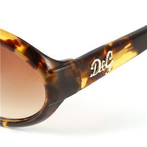 D&G(ディーアンドジー) サングラス DD3022 502/13/【B】ブラウン・グラデーション×ブラウン・デミ