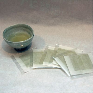 【お中元用 のし付き(名入れ不可)】大山山麓「くま笹茶」 3箱