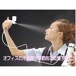 [美顔器]エステサロン・美容室で激売!炭酸ミストシャワープロ仕様【フェイス用】