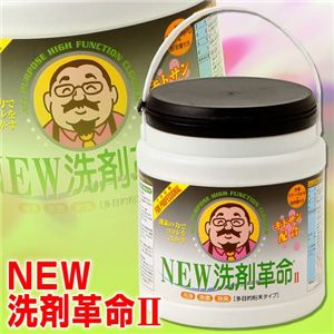 NEW洗剤革命II 1kg - 拡大画像