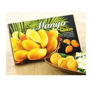 【ハワイ土産】  マンゴークッキー 6箱セット - 拡大画像