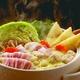 舞の海のカレーちゃんこ鍋 写真2