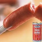 【ドイツ土産】ドフラージャーマン ソーセージ 250g(5本入り) 6缶セット