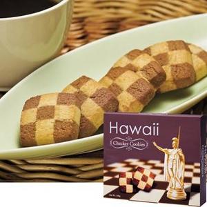 [ハワイ土産] ハワイ チェスクッキー 6箱セット - 拡大画像