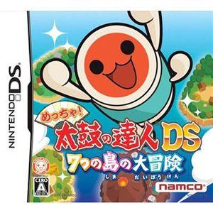 めっちゃ!太鼓の達人DS 7つの島の大冒険