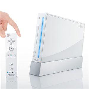Wii本体 新パッケージ【シロ】  - 拡大画像