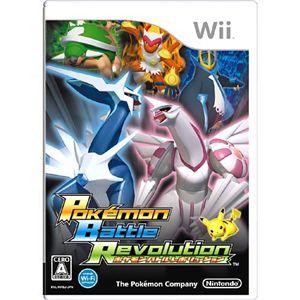 任天堂Wii ポケモンバトルレボリューション