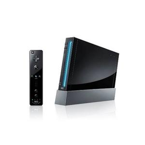 Nintendo(任天堂) Wii本体 クロ【Wiiリモコンプラス同梱】 - 拡大画像