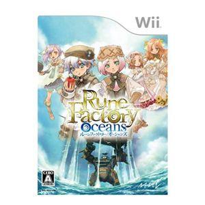 任天堂 Wii ルーンファクトリー オーシャンズ