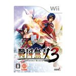 任天堂 Wii 戦国無双3 おすすめセレクション + 猛将伝セット