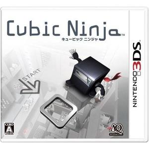 任天堂 3DS Cubic Ninja