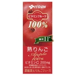 <i><strong>伊藤園 ビタミンフルーツ 熟りんご 紙パック 200ml×72本セット</strong></i>