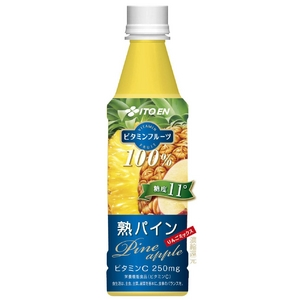 伊藤園 ビタミンフルーツ 熟パイン 350g×48本セット