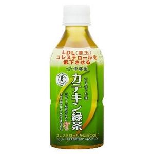 【特定保健用食品】伊藤園 カテキン緑茶350ml×72本セット