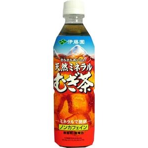 伊藤園 天然ミネラルむぎ茶500ml×48本セット