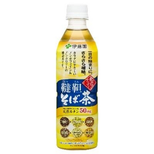 伊藤園 そば茶500ml×48本セット