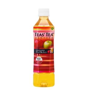 伊藤園 TEAS' TEA アップルティ 500ml×48本セット