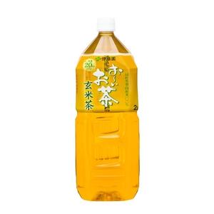 伊藤園 お〜いお茶玄米茶2L×12本セット