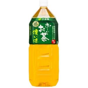 伊藤園 おーいお茶 濃い味 2L 12本セット