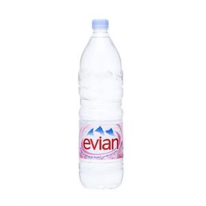 エビアン1.5L×24本セット