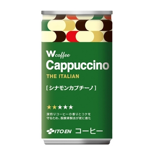 伊藤園 Wコーヒー カプチーノ 170g×60本セット