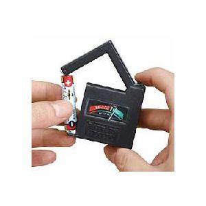 電池の消耗が一目でわかる!ELPA バッテリーチェッカー SK-1