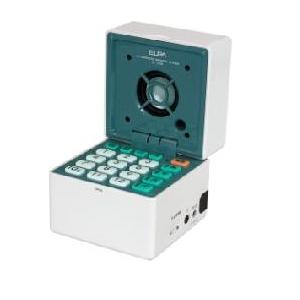 ELPA 1台2役 手元スピーカー付テレビリモコン RC-25SP - 拡大画像