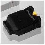 世界最小microSD&microSDHC専用USBカードリーダー CR-2000B (ブラック)