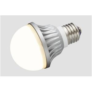 KOHA(光波) LED電球 シャイニングボール 60W 温白色 KLL4-100VLL-00