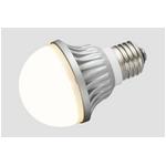 KOHA(光波)LED電球 シャイニングボール 60W 温白色|KLL4-100VLL-00