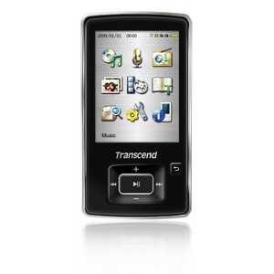 Transcend(トランセンド) MP3プレーヤーT・sonic860 4GBタイプ TS4GMP860