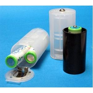 備蓄用に最適 日本協能電子 水電池nopopo(ノポポ) お買い得パック(電池サイズ変換アダプタ付) NWP-30AD