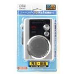 ELPA カセットテープレコーダー CTR-201