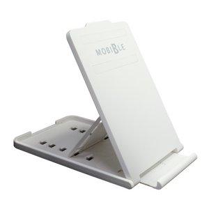 ミヨシ(MCO) MOBIBLE 折りたたみ式タブレットスタンドホワイト SST-09/WH